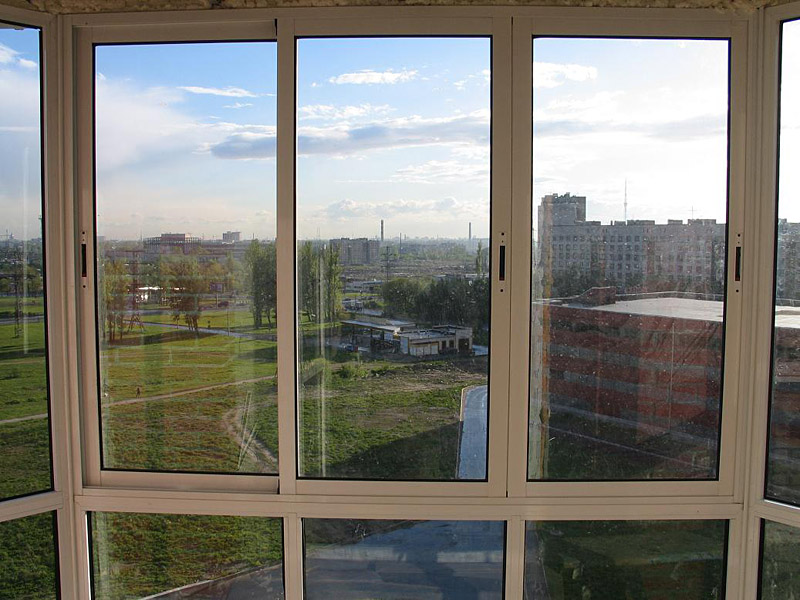 Остекление балкона пластиковыми окнами ценыостекление лоджий.